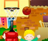 Hareketli Basket Atış