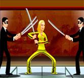 Kill bill Dövüş