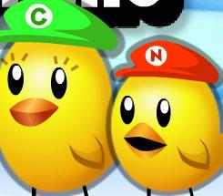Sari Civciv Oyunu Oyna Mario Oyunlari