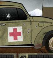 Savaş Sağlık Arabası